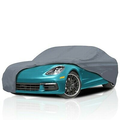 [CSC] 5 Layer Car Cover For Porsche 911 Twin Turbo 2007 2008 2009 2010
