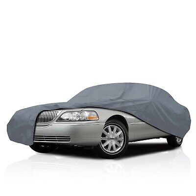[CSC] 5 Layer Car Cover For Cadillac Seville 1998 1999 2000 2001 2003 2004