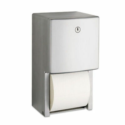 Bobrick 4288 Conturaseries Surface-Mounted Two-Roll Toilet Tissue Dispenser New