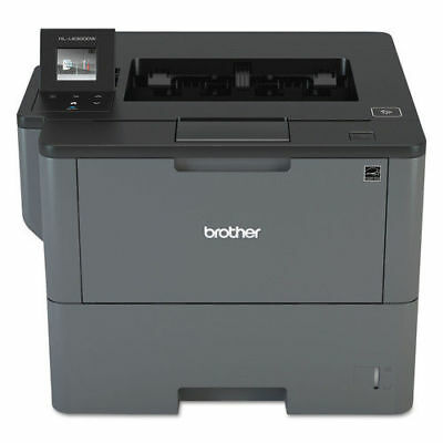 Brother Business Laser Printer For Mid-Size Workgroups HLL6300DW NEW