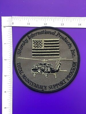 Sikorsky Total Maintenance   Shoulder Patch