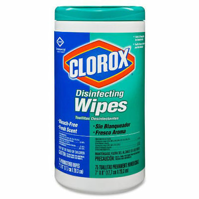 Clorox Fresh Scent Disinfecting Wipes (6-Pack) 15949CT New