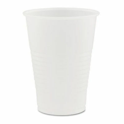 Dart 7 oz. Translucent Plastic Cold Cup (2,500-Pack) 7N25 New