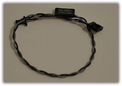 "Hard Drive Temp Sensor Cable 593-0998 for Apple iMac 21.5"" A1311 Fast USA shippi"