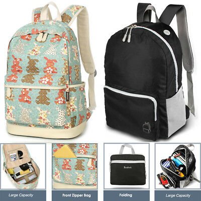 Premium Ultra-Smart Slim Backpack Shoulder Book Laptop School Travel Bag - Cute