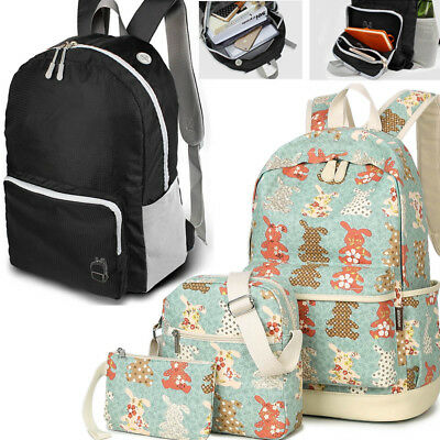 "Ultra-Durable Backpack Cute Bag for School | 17""x10""x5"" 