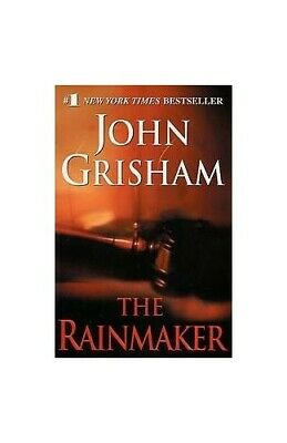 The Rainmaker by John Grisham Book The Cheap Fast Free Post