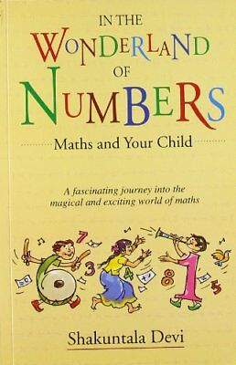 In the Wonderland of Numbers by Shakuntala Devi Paperback Book The Cheap Fast