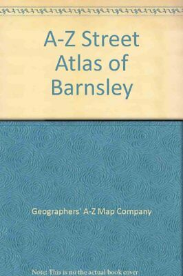 A-Z Street Atlas of Barnsley by Geographers' A-Z Map Company Paperback Book The