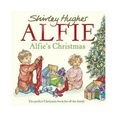 Alfies Christmas by Shirley Hughes Book The Cheap Fast Free Post