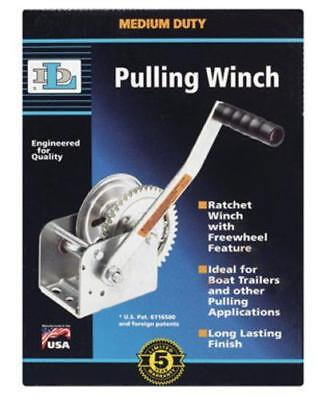 Dutton-Lainson DL1402A Ratchet Pulling Winch, 1400 lbs