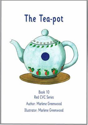 The Teapot (Red CVC Series) by Greenwood, Marlene Paperback Book The Cheap Fast