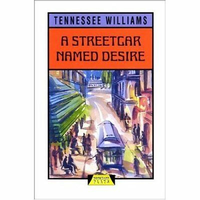 an examination of tennessee williams play a streetcar named desire Tennessee williams's steamy and shocking landmark drama, recreated as the immortal film starring marlon brando, is one of the most influential plays of the twentieth centurytennessee williams (1911-1983) was born in columbus, mississippi when his father, a travelling salesman, moved with his family to st louis some.