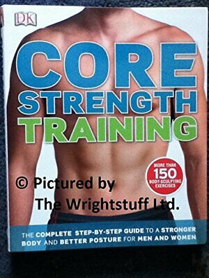 Core strength training by Dk Book The Cheap Fast Free Post