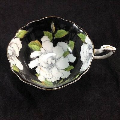 Paragon White Gardenia Flower Cup Only Vintage