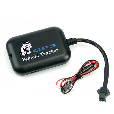 Mini Vehicle Bike GPS GSM GPRS Track Real Time Tracker Tracking Device Dazzling