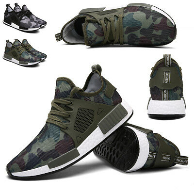 Men's Athletic Casual Sneakers Outdoor Running shoes Breathable Sports Shoes TOP
