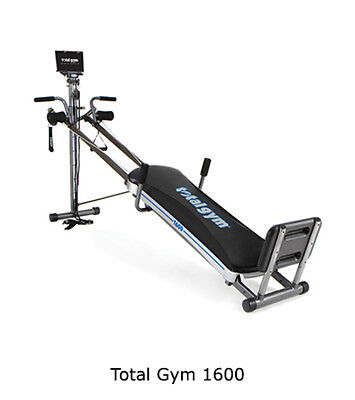 Total Gym 1600 – Limited Time Offer!