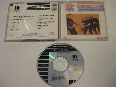 GERRY AND THE PACEMAKERS Greatest Hits CD 10 Best Series