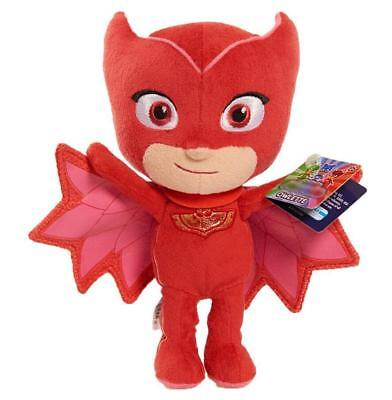 20CM PJ Masks Cartoon Mask Hero Owlette Movie Figure Toys