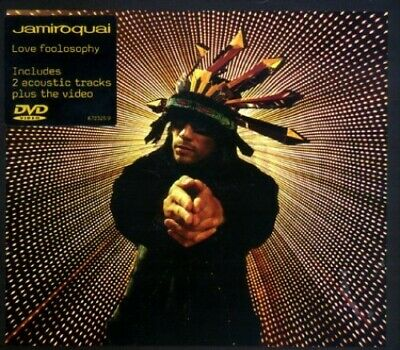 Jamiroquai - Love Foolosophy [DVD] - DVD  6QVG The Cheap Fast Free Post