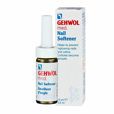 Gehwol Med Nail Softener 15ml | Softens and Helps to Prevent Ingrowing Toe Nails