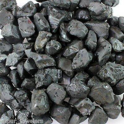2000 Carats Wholesale Lot Natural Earth Mined Black Spinel Gemstone Facet Rough