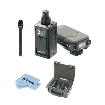 Rode Microphones RODELink Newsshooter Digital Wireless Kit With Rode Mic/ Case