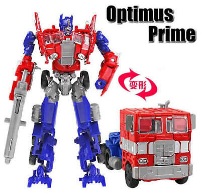 "New Transformers  Of Extinction Voyager Optimus Prime Evasion 7"" Action Figure"
