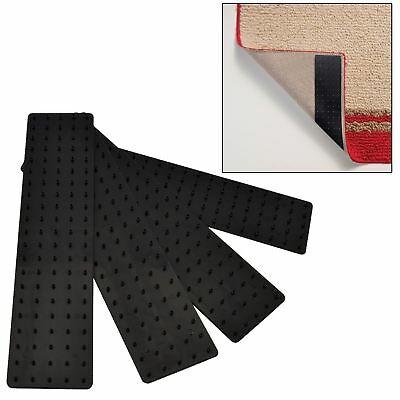 8 x Non-Slip Mat & Rug Grippers STOP Your Mats & Rugs from Slipping and Sliding