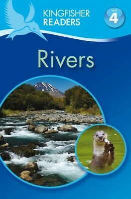 Kingfisher Readers: Rivers (Level 4: Reading Alone) (Paperback), . 9780753430972