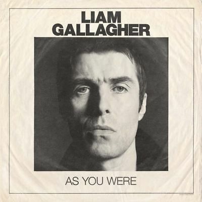 LIAM GALLAGHER AS YOU WERE VINYL (Released 6th October 2017)