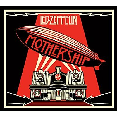 Led Zeppelin - Mothership (Remastered) - Led Zeppelin CD PIVG The Cheap Fast The