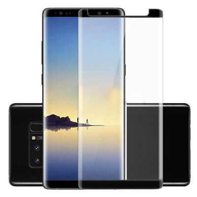 For Samsung Galaxy Note 8 3D 9H Premium Screen Protector Tempered Glass Film