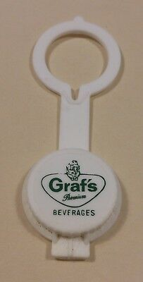 Vintage Graf's 1960's Bottle Recapper