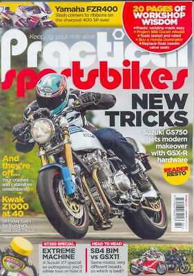 PRACTICAL SPORTSBIKES N.84-70,80,90's Bikes(NEW)*Post included to UK/Europe/USA