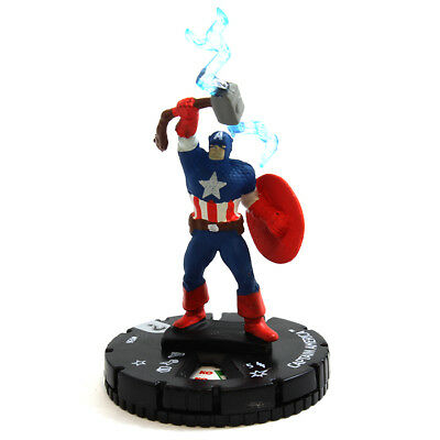 Marvel Heroclix What If? #036 Captain America