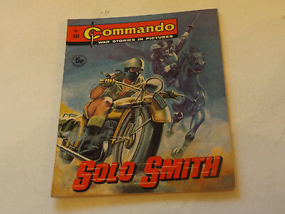 Commando War Comic Number 563,1971 Issue,v Good For Age,46 Years Old,very Rare.