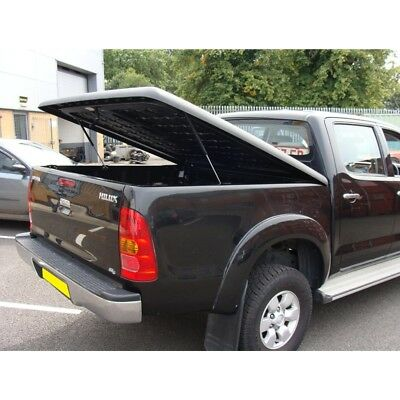 Toyota Hi-Lux 2005-2012 Hard Tonneau And Lockable Bed Cover Hard Top Canopy