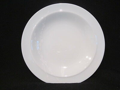 Denby WHITE TRACE - Bread and Butter Plate
