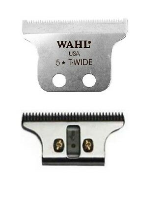 Wahl Detailer & Hero T Wide (Double Wide) Trimmer Blade (2215) *uk Stock*