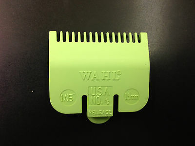 WAHL CLIPPER ATTACHMENT COMB No 0.5 (1/2) (1.5mm) *NEW*