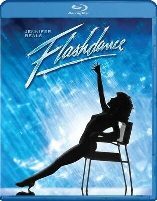 Flashdance [New Blu-ray] Ac-3/Dolby Digital, Dolby, Digital Theater System, Wi