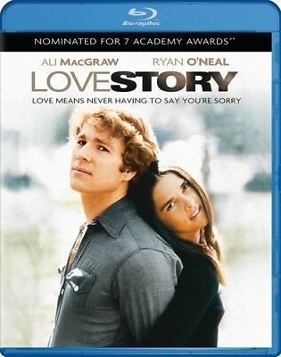 Love Story [New Blu-ray] Ac-3/Dolby Digital, Dolby, Widescreen