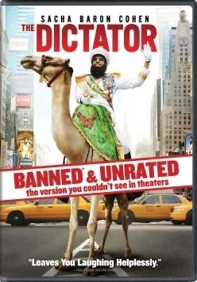 The Dictator [New DVD] Ac-3/Dolby Digital, Dolby, Unrated, Widescreen