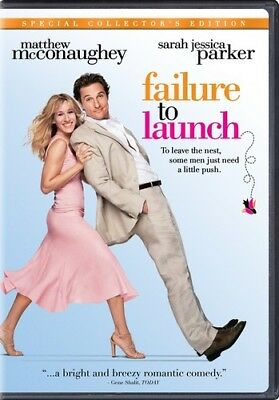 Failure To Launch [New DVD] Collector's Ed, Special Edition, Widescreen, Dolby