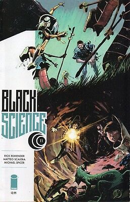 Black Science #11 (NM)`14 Remender/ Scalera