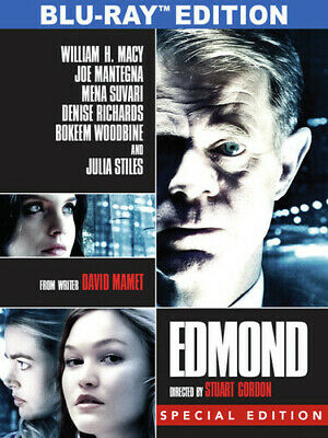 Edmond [New Blu-ray] Manufactured On Demand, Special Edition, Ac-3/Dolby Digit
