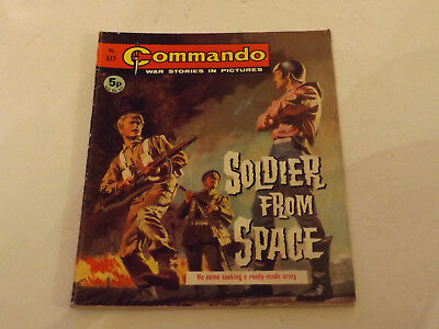 Commando War Comic Number 577,1971 Issue,v Good For Age,46 Years Old,very Rare.