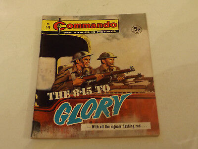 Commando War Comic Number 578,1971 Issue,v Good For Age,46 Years Old,very Rare.